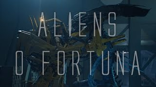 Aliens O Fortuna (Apotheosis Remix) HD Remaster
