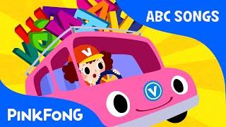 J | Jaguar | ABC Alphabet Songs | Phonics | PINKFONG Songs for Children