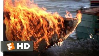 Jaws 2 (1/9) Movie CLIP - Water Ski Attack (1978) HD