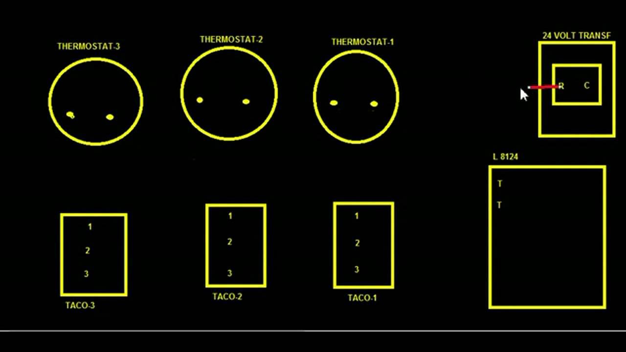 taco zone wiring [ 1280 x 720 Pixel ]