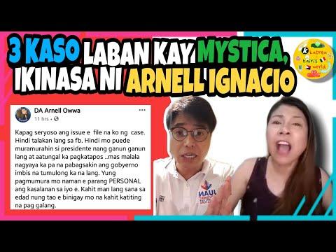 Arnell Ignacio, Tuloy Ang Kaso Laban Kay Mystica