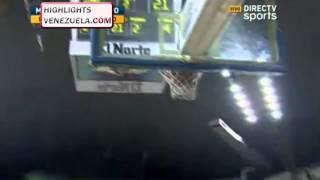 Highlights LPB 25/03 Marinos de Anzoátegui vs Trotamundos de Carabobo