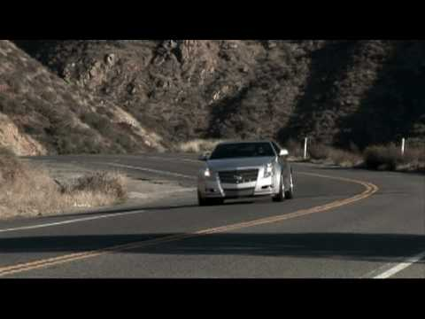 First Drive: 2011 Cadillac CTS Coupe - Automobile Magazine
