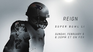Patriots vs. Falcons Super Bowl LI Hype Trailer | NFL