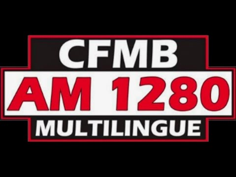 020 Episode - Radio CFMB Montreal - con Teresa Romano Interview - 19 June 2017 - tour
