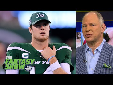 Sam Darnold should be picked up by fantasy managers in Week 9 - Matthew Berry | The Fantasy Show