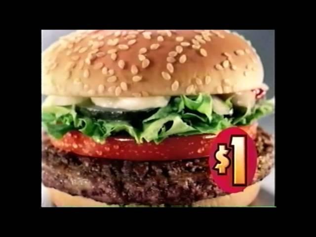 Рекламата на Трамп за McDonald's