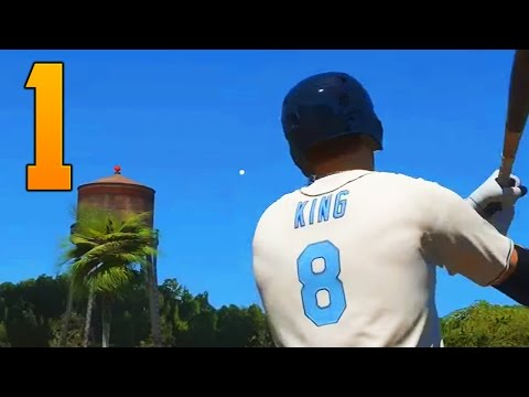 """MLB The Show 17 - Road to the Show - Part 1 """"THE KING'S RETURN!"""" (Gameplay & Commentary)"""