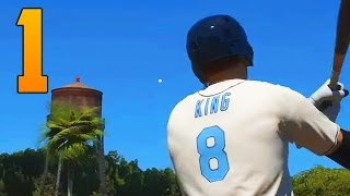 "MLB The Show 17 - Road to the Show - Part 1 ""THE KING'S RETURN!"" (Gameplay & Commentary)"