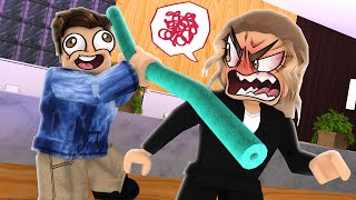 annoying ROBLOX HOTEL staff