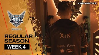 WELCOME BACK XIN | MPL SEASON 5 HIGHLIGHT