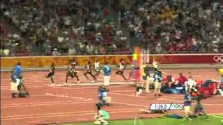 Олимпиада 2008 800м