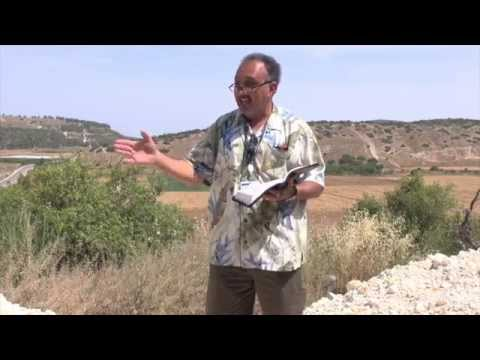 Elah Valley, 1 Samuel 17; 2015 Israel Tour