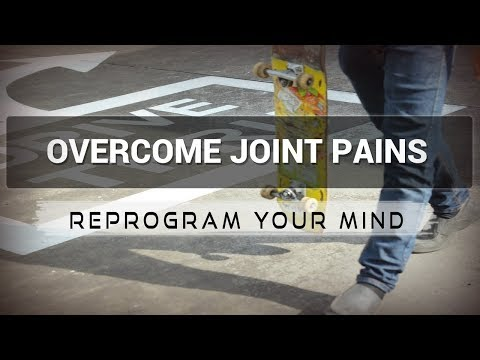 Overcoming Joint Issues Affirmations Mp3 Music Audio - Law Of Attraction - Hypnosis - Subliminal