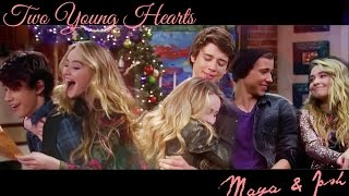 Maya & Josh - Two Young Hearts | Girl Meets World