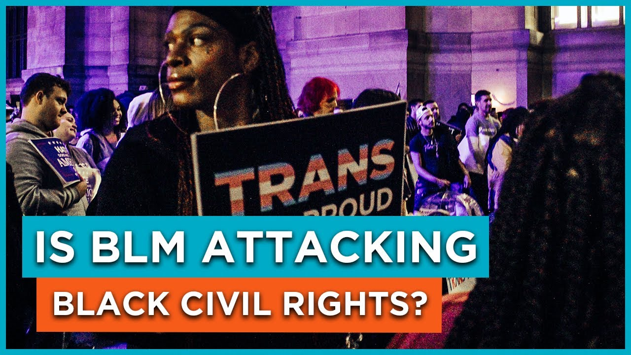 Is BLM Attacking Black Civil Rights?