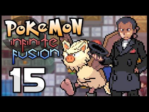 Pokémon Infinite Fusion - Episode 15 | Celadon Sewer Fail!