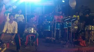 Sai Palkhi Musical Group Performing on Kadulimbala aala kasa god pala Saileela Song.