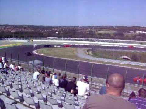 Utcai autók Street Fighters - Ferrari Challenge Hungaroring 20080831 Europe Hungary Budapest Mogyoród http://www.kiralyportal.hu