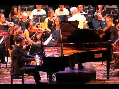 "L. Van Beethoven Concerto  op.73 ""Imperatore"" Rondò Allegro - Pietro Bonfilio"
