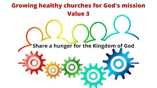 01/11/20 'Sharing a hunger for the Kingdom of God'