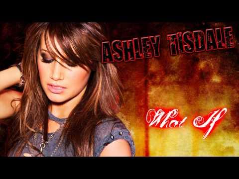 Ashley Tisdale - What If - Karaoke