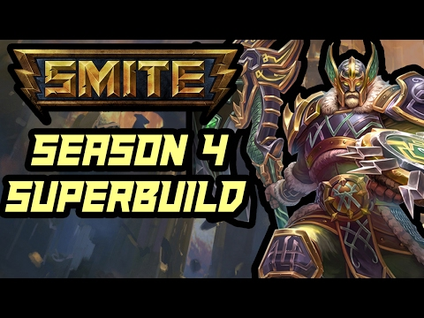 CHAAC - Smite Super Builds Season 4 Ep.337
