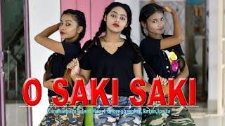 O SAKI SAKI Batla House DANCE Video Dance Cover by Talent Heart