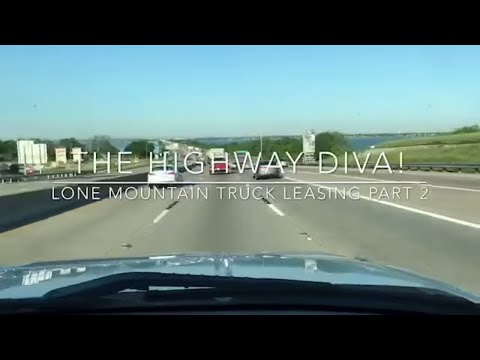 Lone Mountain Truck Leasing  Part 2! Fuel Card! The Highway Diva!
