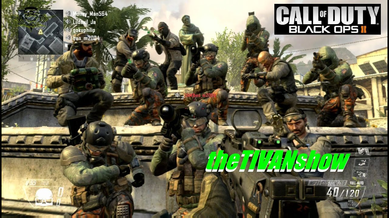 CALL OF DUTY - BLACKOPS2 - OPEN LOBBIES - LETS PLAY - LIVE ON YOUTUBE