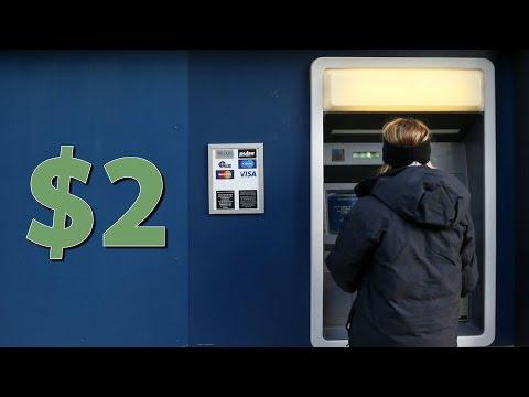 Bernie Sanders Wants $2 ATM Fees