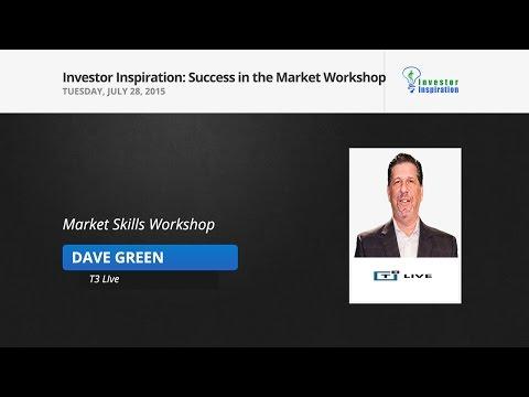 Market Skills Workshop | Dave Green