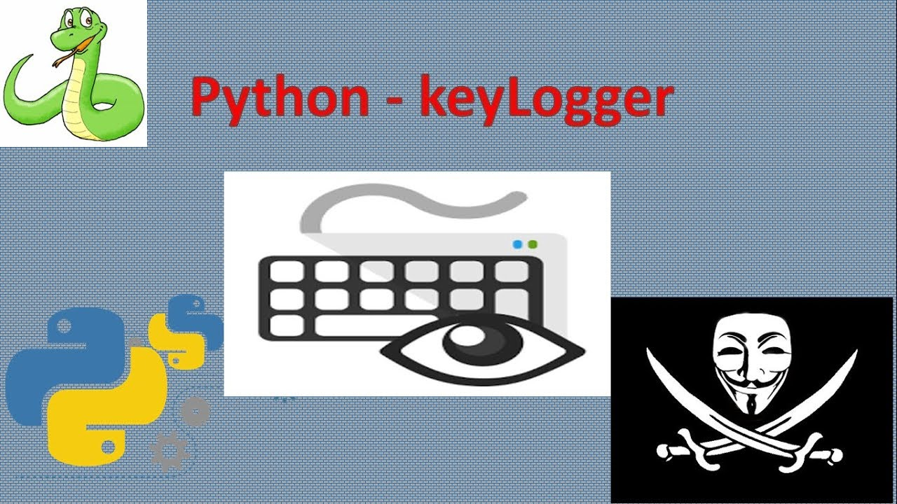 How to Make a Keylogger with Python | Readable