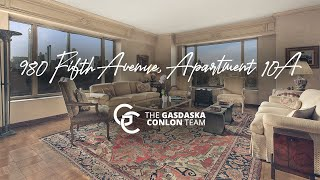 980 Fifth Avenue, Apartment 10A | Upper East Side Manhattan Apartment for Sale