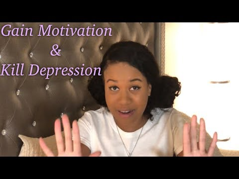 How To Be More Motivated | Overcome Depression