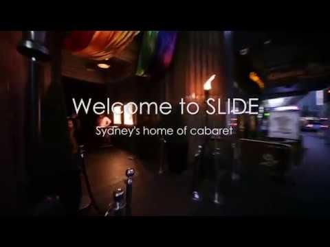 Slide Lounge Cabaret teaser
