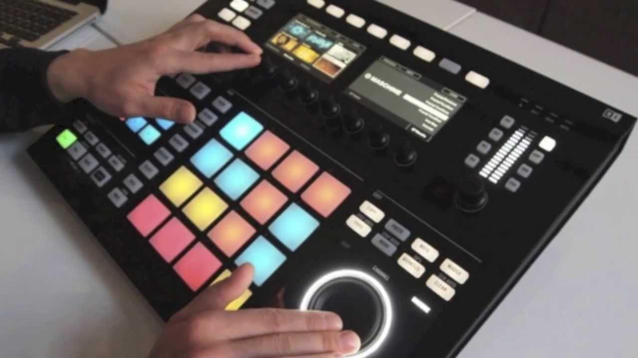New Maschine STUDIO 2.0 - YouTube
