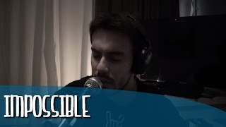 James Arthur - Impossible (Atlantic Studio Acoustic Cover)
