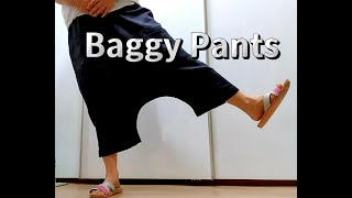 72.  Baggy Pants/배기바지/배기바지패턴공유…