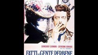 Accadde a Venezia (Fatti di gente perbene) - Ennio Morricone - 1974