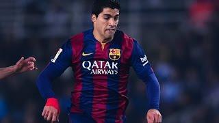 Luis Suarez - Ultimate Skill Show Barcelona 2014/15