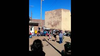 Zuni/Hopi Buffalo Dance Group 2