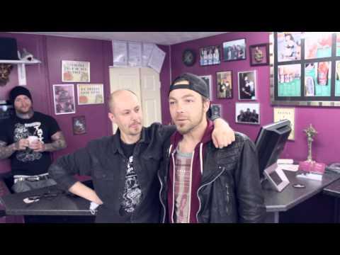 Bullet For My Valentine - Bridgend - BBC