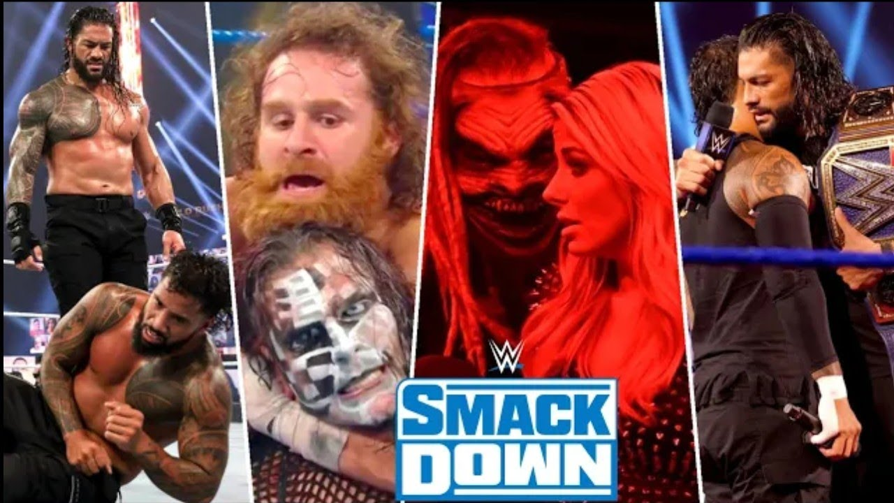 Download WWE Smackdown 2 October 2020 Full Highlights HD - WWE Smack Downs Highlights 10/02/2020