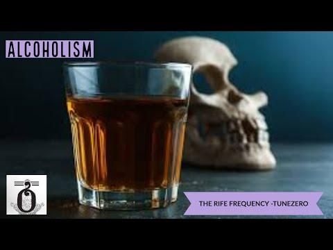 Alcholism Healing Frequency