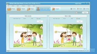 How it works: GiliSoft Slideshow Movie Creator