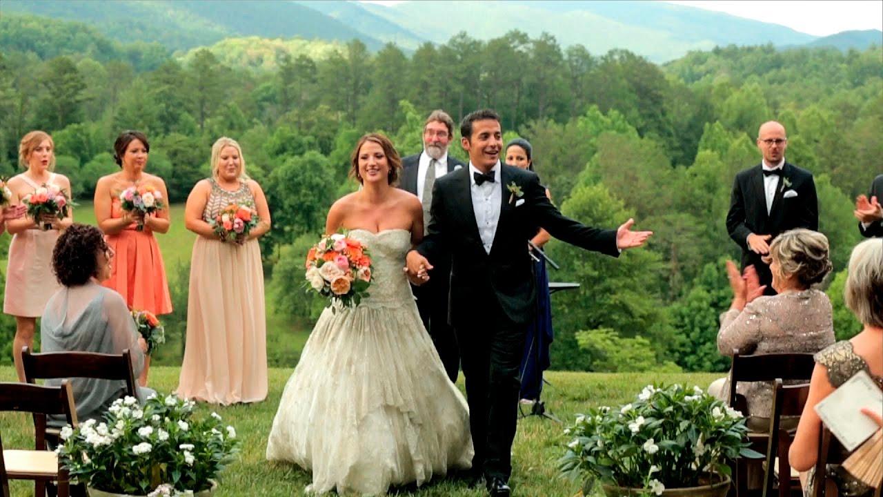 Sarah Lalo Feature Film Blackberry Farm Wedding Video Walland Tn