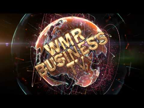 World Media Resources Business TV (Logo 1 animat) By Kertesz Robert