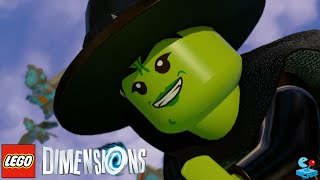 LEGO Dimensions Part 2 - The Wonderful Wizard of Oz (Gameplay PS4/Xbox One/Wii U 1080p HD)