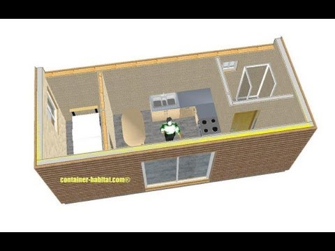 33 0 6 30 66 78 63 achat group container habitable for Plan amenagement container habitable